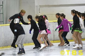 プル様 スケート教室