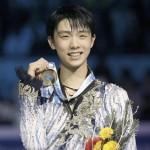 羽生結弦 二十歳の舞!グランプリファイナルで日本男子初の二連覇!!