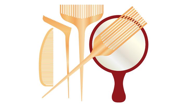 髪結い道具